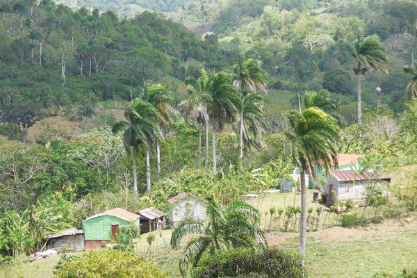 Mountain farming community